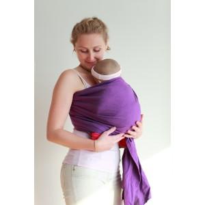 echarpe-de-portage-coton-bio-daicaling-330m-violet